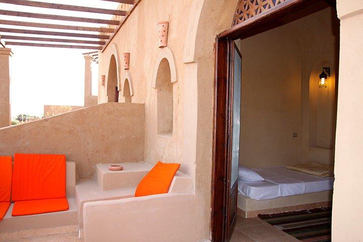 Dakhla Hotel Room