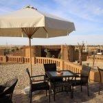 Badawiya Dakhla Hotel - Terrace