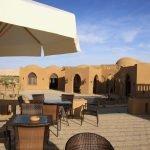 Badawiya Dakhla Hotel - Terrace (2)