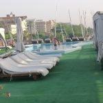Sundeck & pool